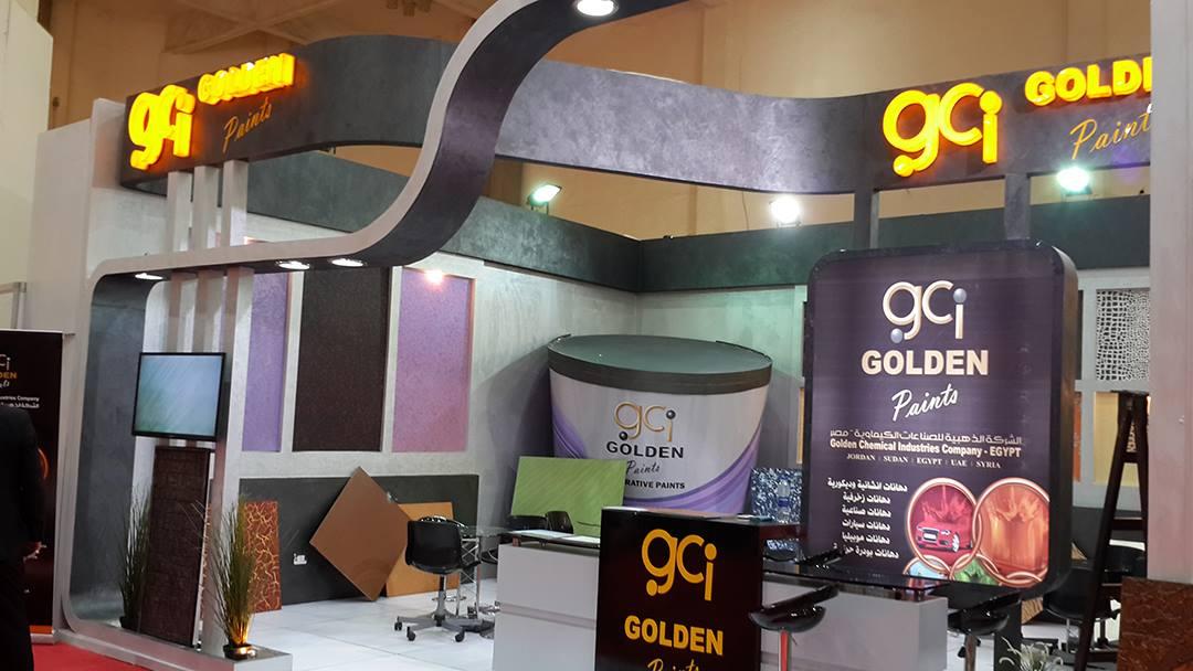Gci Golden Paints Btl House